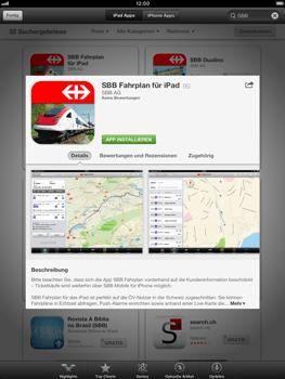 Apple iPad Retina - Apps - Installieren von Apps - Schritt 15