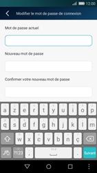 Huawei Carfi - Premiers pas - Personnaliser le mot de passe - Étape 8
