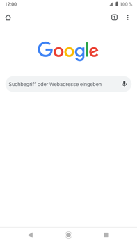 Sony Xperia XZ2 Premium - Android Pie - Internet - Manuelle Konfiguration - Schritt 26