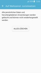 Samsung Galaxy J5 (2016) - Fehlerbehebung - Handy zurücksetzen - 12 / 14
