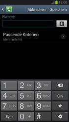 Samsung Galaxy S III - OS 4-1 JB - Anrufe - Anrufe blockieren - 2 / 2