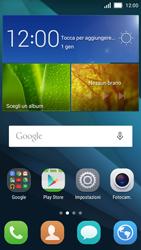 Huawei Y5 - Applicazioni - Configurazione del negozio applicazioni - Fase 2
