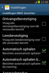 Samsung S6310 Galaxy Young - MMS - probleem met ontvangen - Stap 7