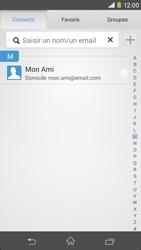 Sony D2303 Xperia M2 - E-mail - envoyer un e-mail - Étape 5