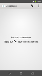 Sony D5503 Xperia Z1 Compact - MMS - envoi d'images - Étape 3