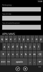 Nokia Lumia 925 - MMS - Configurazione manuale - Fase 9