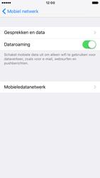 Apple iPhone 6 iOS 10 - Internet - Dataroaming uitschakelen - Stap 5