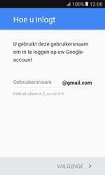 Samsung Galaxy Xcover 3 VE (G389) - Applicaties - Account aanmaken - Stap 13