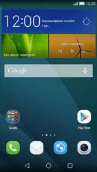 Huawei Ascend G7 - software - update installeren zonder pc - stap 2