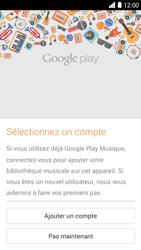 Bouygues Telecom Ultym 5 - Photos, vidéos, musique - Ecouter de la musique - Étape 4