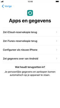 Apple iPhone 8 Plus - Toestel - Toestel activeren - Stap 16