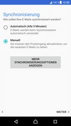 Sony Xperia XZ - Android Nougat - E-Mail - Konto einrichten (yahoo) - Schritt 10