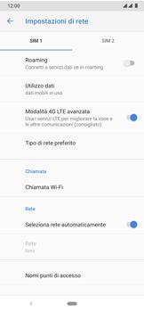 Nokia 7.2 - Rete - Selezione manuale della rete - Fase 8