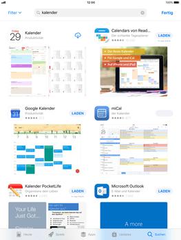 Apple iPad mini 2 - Apps - Löschen und wiederherstellen von vorinstallierten iOS-Apps - 11 / 13