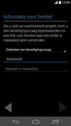 Huawei Ascend P6 LTE - apps - account instellen - stap 12