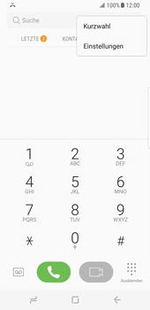 Samsung Galaxy S8 - Anrufe - Anrufe blockieren - Schritt 6