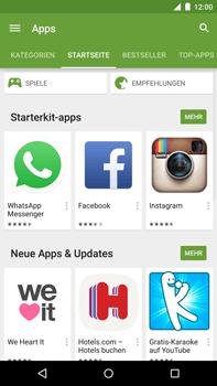 Motorola Google Nexus 6 - Apps - Herunterladen - Schritt 5