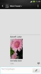 HTC One Mini - MMS - Erstellen und senden - Schritt 21