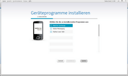 Nokia 5230 - Software - Update - Schritt 5