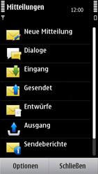 Nokia N8-00 - SMS - Manuelle Konfiguration - Schritt 4
