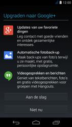 Acer Liquid Jade S - apps - account instellen - stap 19