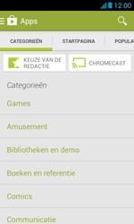 Huawei Ascend Y300 - apps - app store gebruiken - stap 6