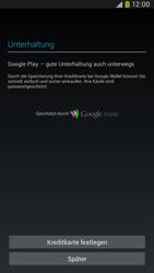 Samsung Galaxy Mega 6-3 LTE - Apps - Konto anlegen und einrichten - 22 / 25