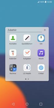LG G6 - Android Oreo - E-Mail - Konto einrichten (yahoo) - Schritt 4