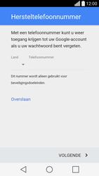 LG Spirit (H420F) - apps - account instellen - stap 8