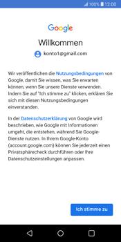 LG G6 - Android Oreo - E-Mail - Konto einrichten (gmail) - Schritt 12