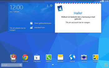 Samsung Galaxy Tab4 10.1 4G (SM-T535) - Software - Update installeren via PC - Stap 1