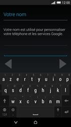HTC One (M8) - Premiers pas - Créer un compte - Étape 8