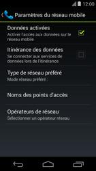 Acer Liquid E600 - Internet - Configuration manuelle - Étape 6