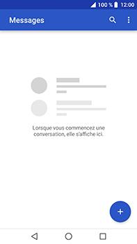 Crosscall Trekker X4 - Contact, Appels, SMS/MMS - Envoyer un MMS - Étape 4