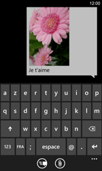 Nokia Lumia 925 - Contact, Appels, SMS/MMS - Envoyer un MMS - Étape 12