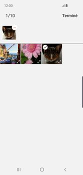 Samsung Galaxy S10e - Contact, Appels, SMS/MMS - Envoyer un MMS - Étape 22