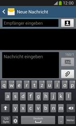 Samsung S7275 Galaxy Ace 3 - MMS - Erstellen und senden - Schritt 7