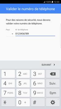 Samsung Samsung G928 Galaxy S6 Edge + (Android M) - Applications - Créer un compte - Étape 8