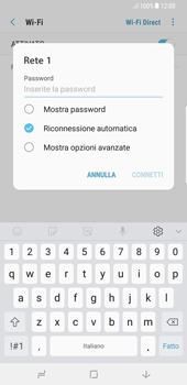 Samsung Galaxy S8 Plus - Android Oreo - WiFi - Configurazione WiFi - Fase 8