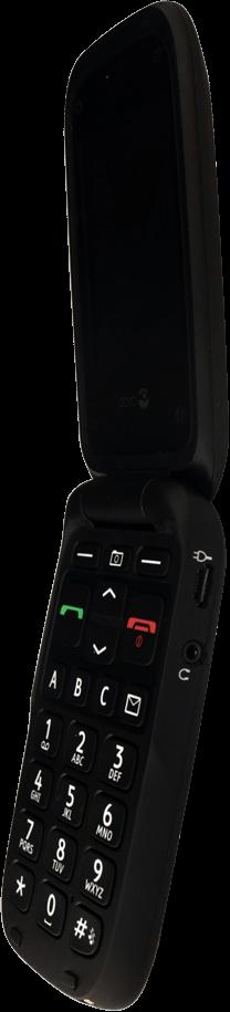 Doro Phone Easy 612 - Premiers pas - Découvrir les touches principales - Étape 10