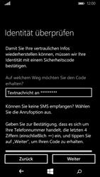 Microsoft Lumia 640 - Apps - Konto anlegen und einrichten - 21 / 26