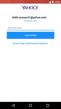 Nokia 6 (2018) - E-mail - Handmatig instellen (yahoo) - Stap 9