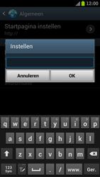 Samsung I9300 Galaxy S III - Internet - handmatig instellen - Stap 22