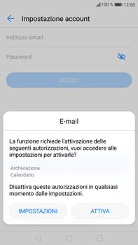 Huawei Mate 9 - E-mail - configurazione manuale - Fase 5