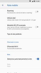 Nokia 8 - WiFi - Attivare WiFi Calling - Fase 8