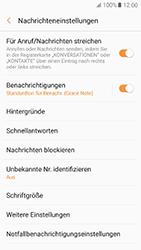 Samsung Galaxy A5 (2017) - SMS - Manuelle Konfiguration - Schritt 6