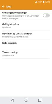 LG Q6 - sms - handmatig instellen - stap 7