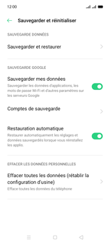 Oppo A15 - Aller plus loin - Gérer vos données depuis le portable - Étape 10