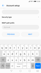 Huawei P9 Lite - Android Nougat - E-mail - Manual configuration IMAP without SMTP verification - Step 14