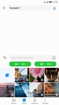 Huawei Mate 9 Pro - MMS - Erstellen und senden - 10 / 21